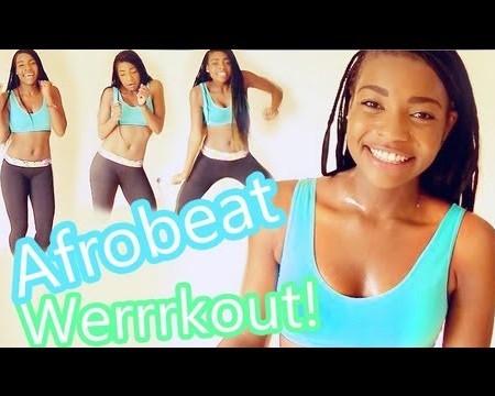 Afrobeat Werrrkout!