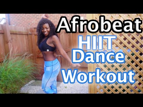 Afrobeat HIIT Dance Workout | Eminado