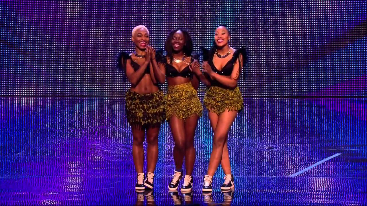 CEO DANCERS – Britain's Got Talent HD 2013 Week 2 (Azonto)