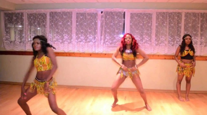 Timaya- Shake ur bum official dance video by The Unique Silver Dancers