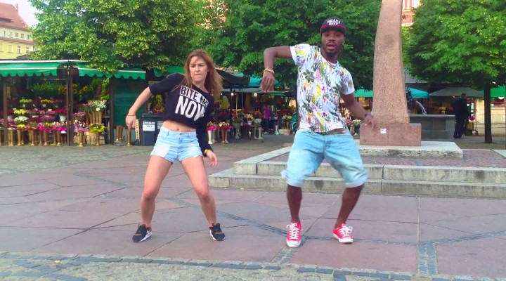 Afro fusion by Kasia & Switch || J Martins – Dance 4 me