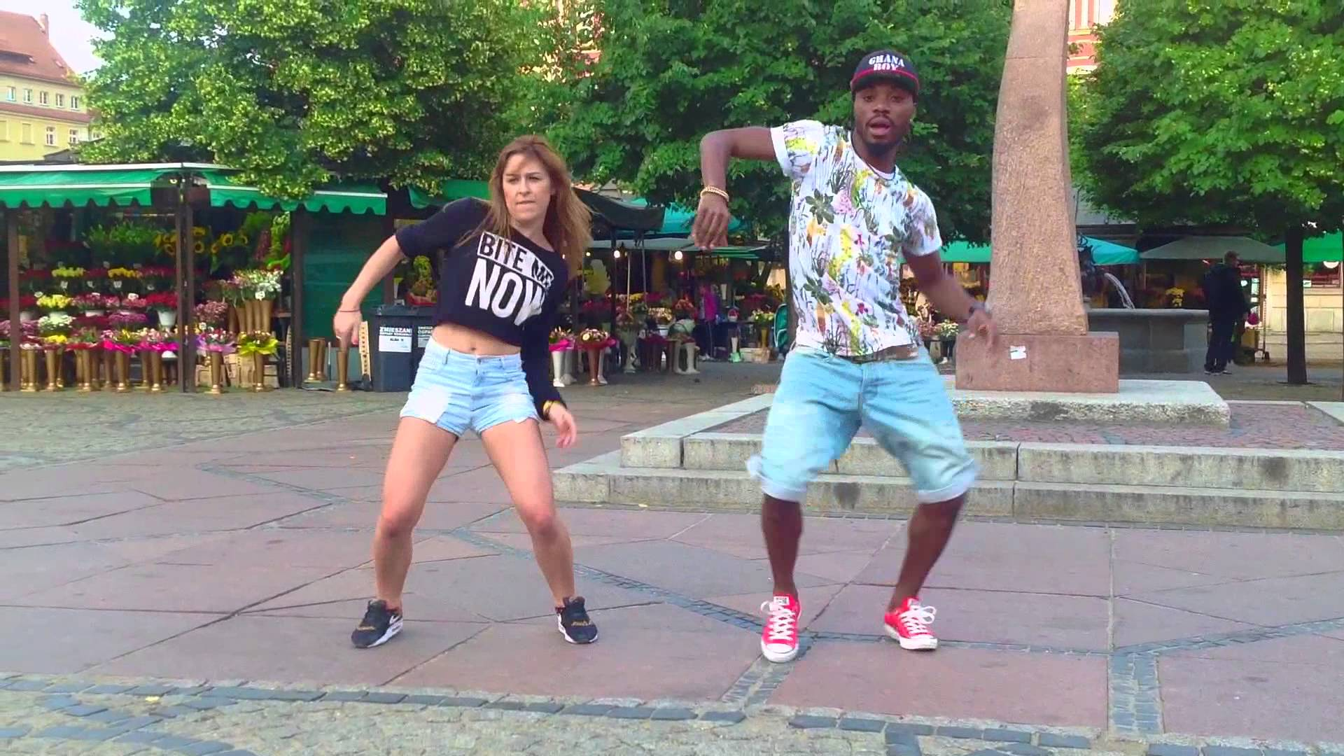 Afro fusion by Kasia & Switch    J Martins – Dance 4 me