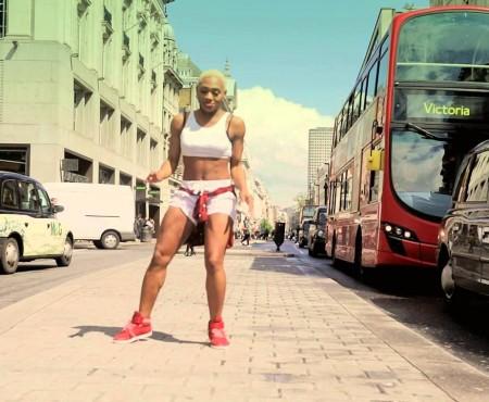 Ezinne Asinugo (CEO Dancer) – Awilo Longomba – BUNDELELE
