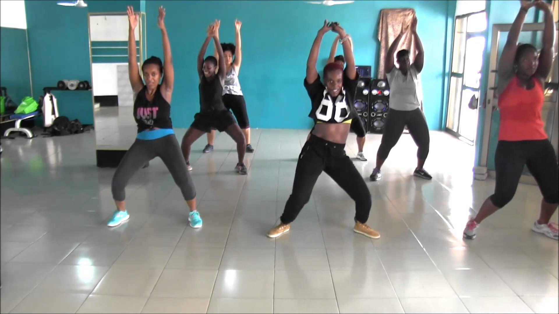 Pullover by KCee ft. Wizkid | Afrobeats Dance Workout